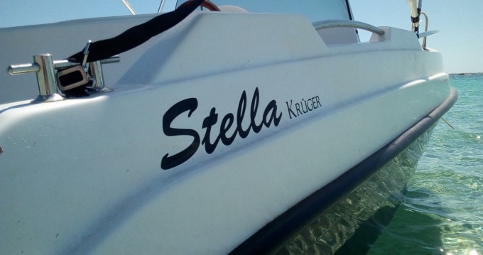 Rental Motorboat in Port Grimaud - kruger stella