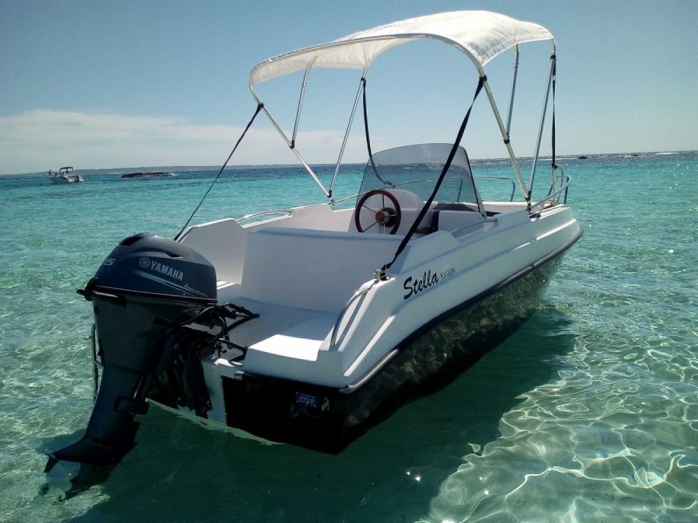 Rental Motor boat in Port Grimaud - kruger stella