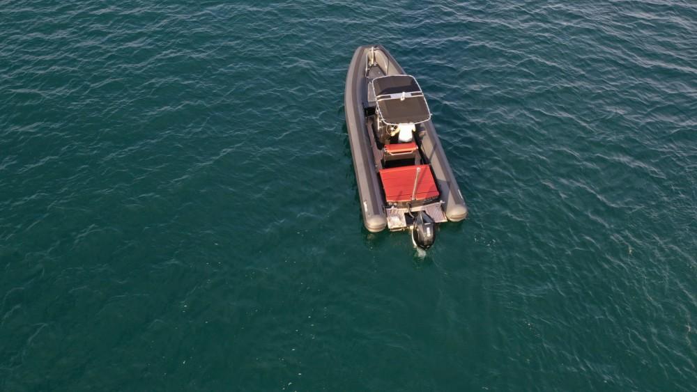 Rental RIB in Cogolin - Sea Water SMERALDA 250