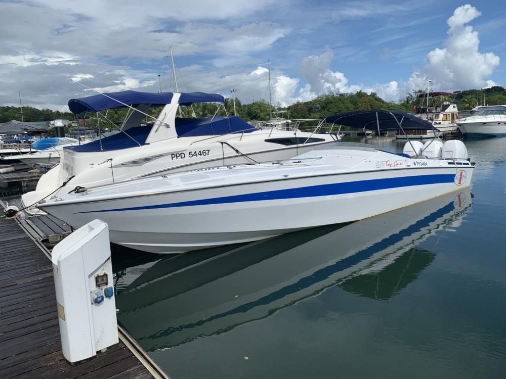 Rental yacht Pointe-à-Pitre - Cigarette Top gun 38 on SamBoat