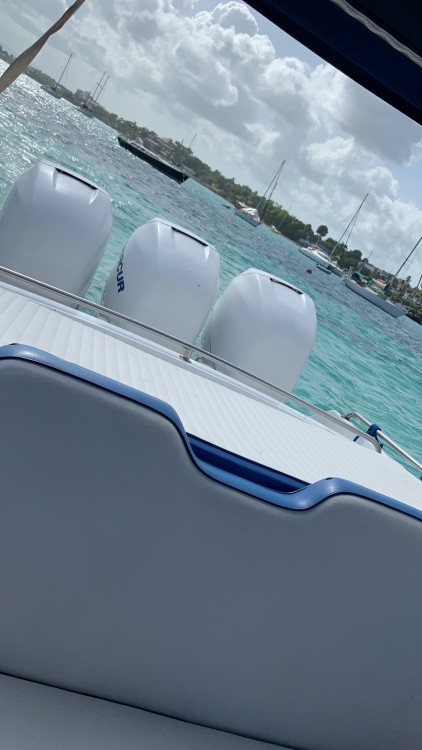 Hire Motor boat with or without skipper Cigarette Pointe-à-Pitre