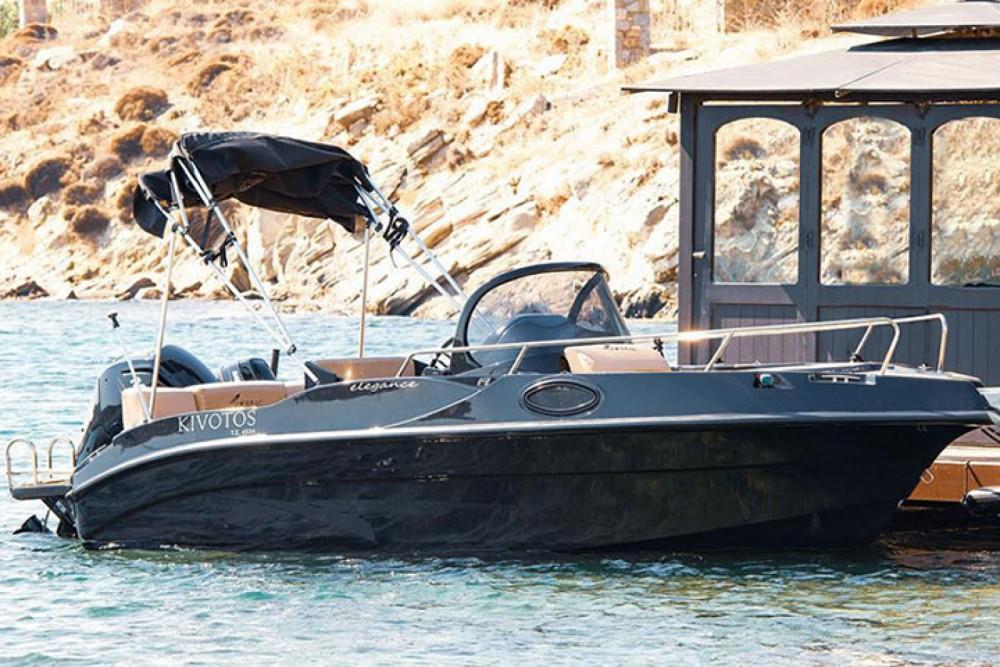 Rental yacht Aegean - nireus W53 Elegance  on SamBoat