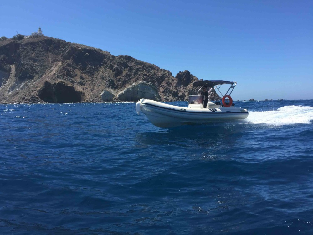 Hire RIB with or without skipper Nautica Aegean
