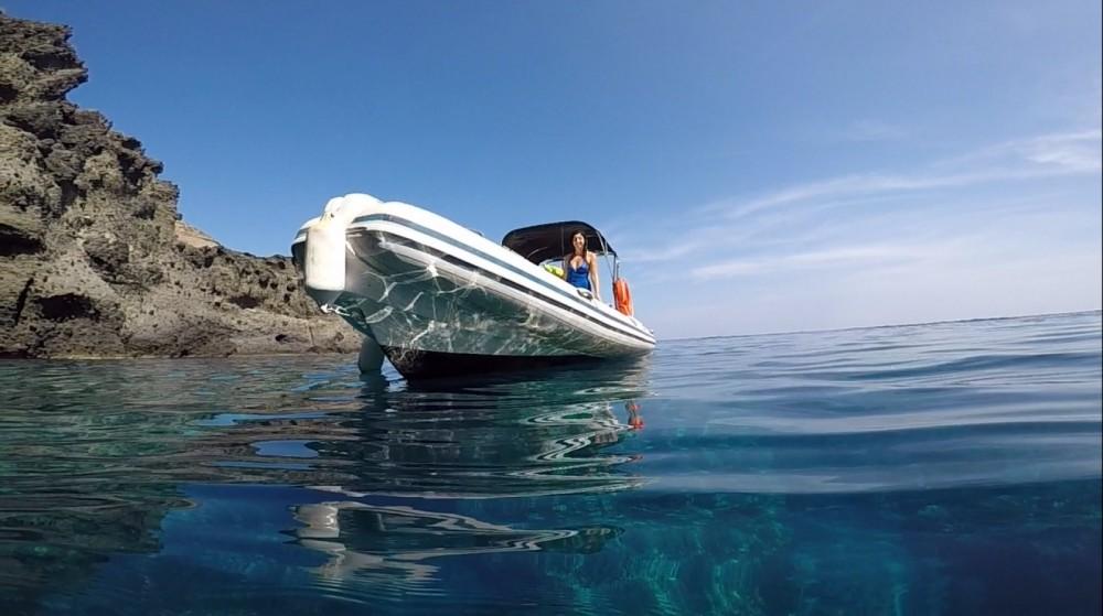 Boat rental Nautica Ondina 565 in Aegean on Samboat