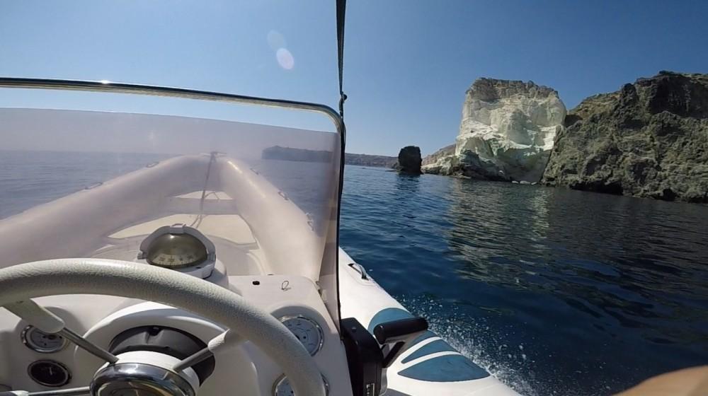 Rental RIB in Aegean - Nautica Ondina 565