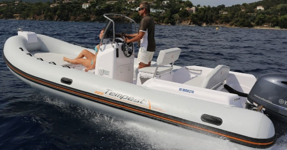 Boat rental Roses cheap Tempest 626