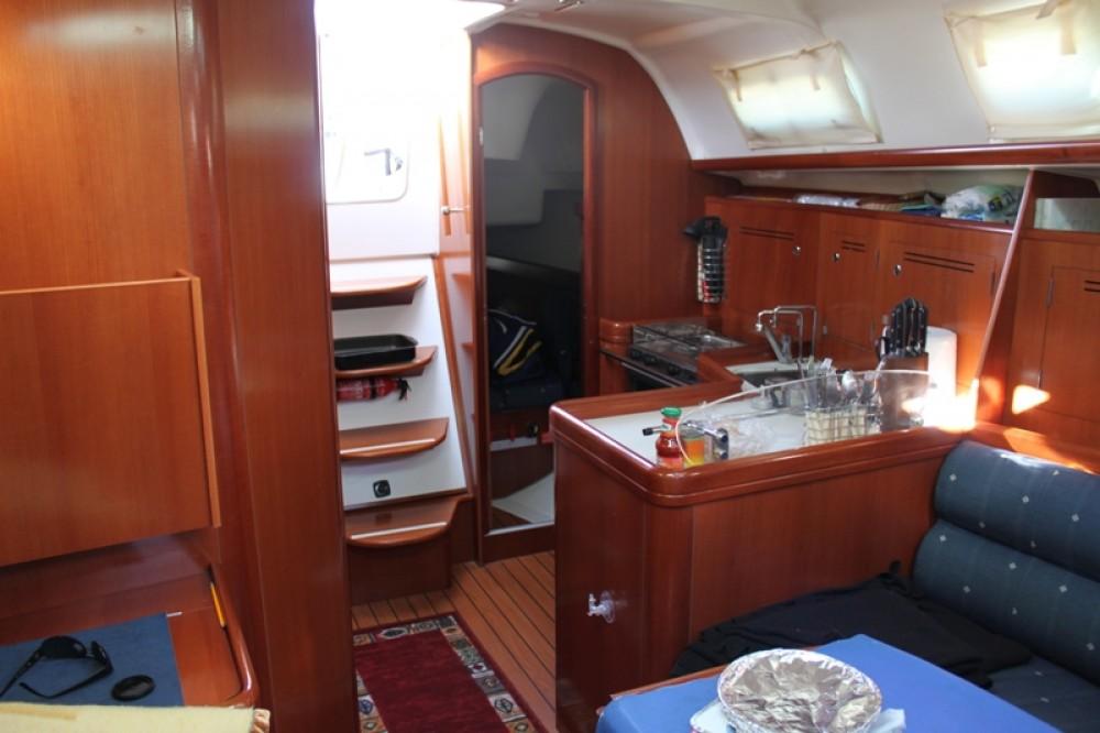 Boat rental Cecina cheap Oceanis 343 Clipper