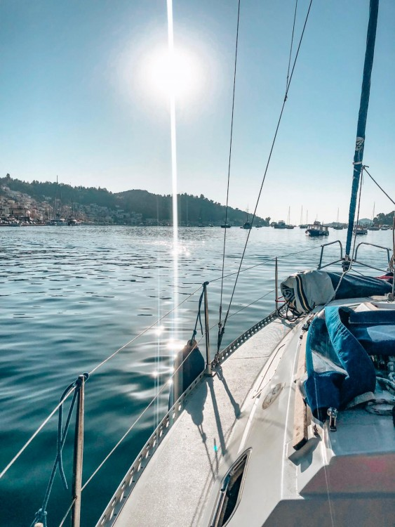 Rental yacht Piraeus - Dufour Dufour 30 Classic on SamBoat