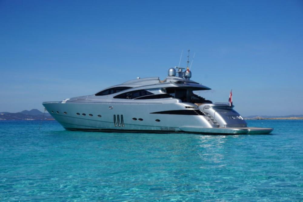 Rental Yacht in Eivissa - Pershing Pershing 90