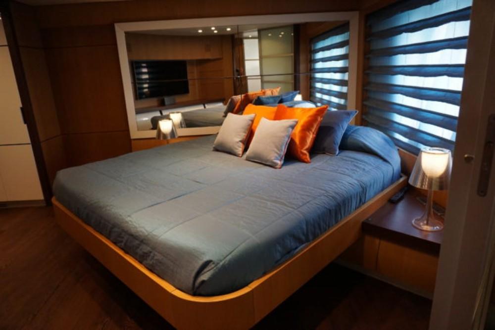 Boat rental Eivissa cheap Pershing 90