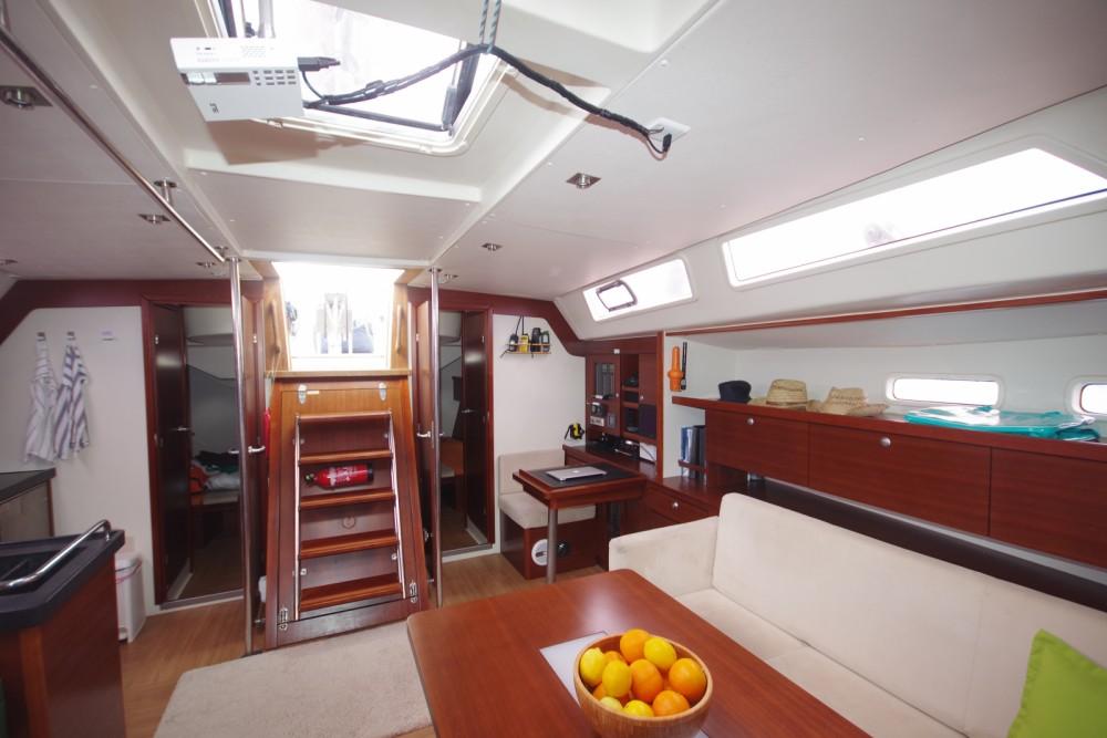 Rental yacht Palma - Hanse Hanse 540 E on SamBoat