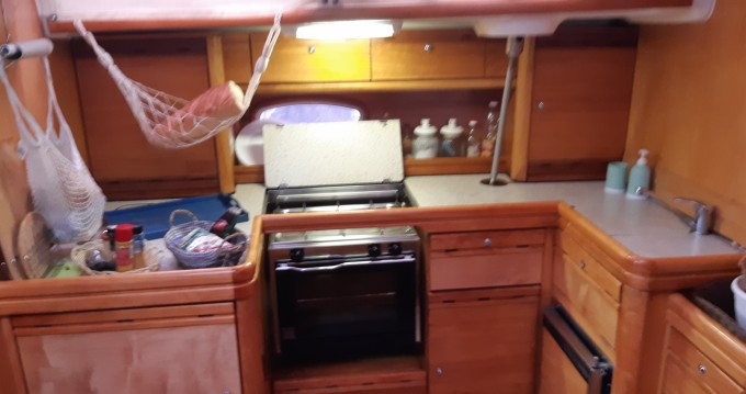 Boat rental Split Ferry Port cheap Bavaria 46 Cruiser