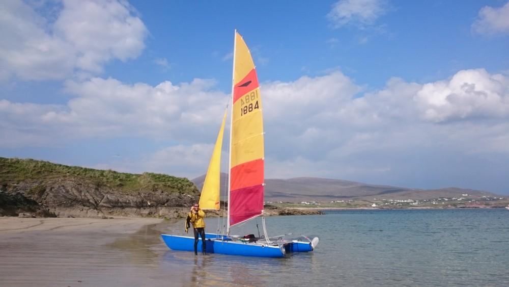 Boat rental Connacht cheap dart 18