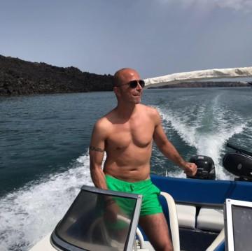Ahellas Odyssey 15FB between personal and professional Santorini