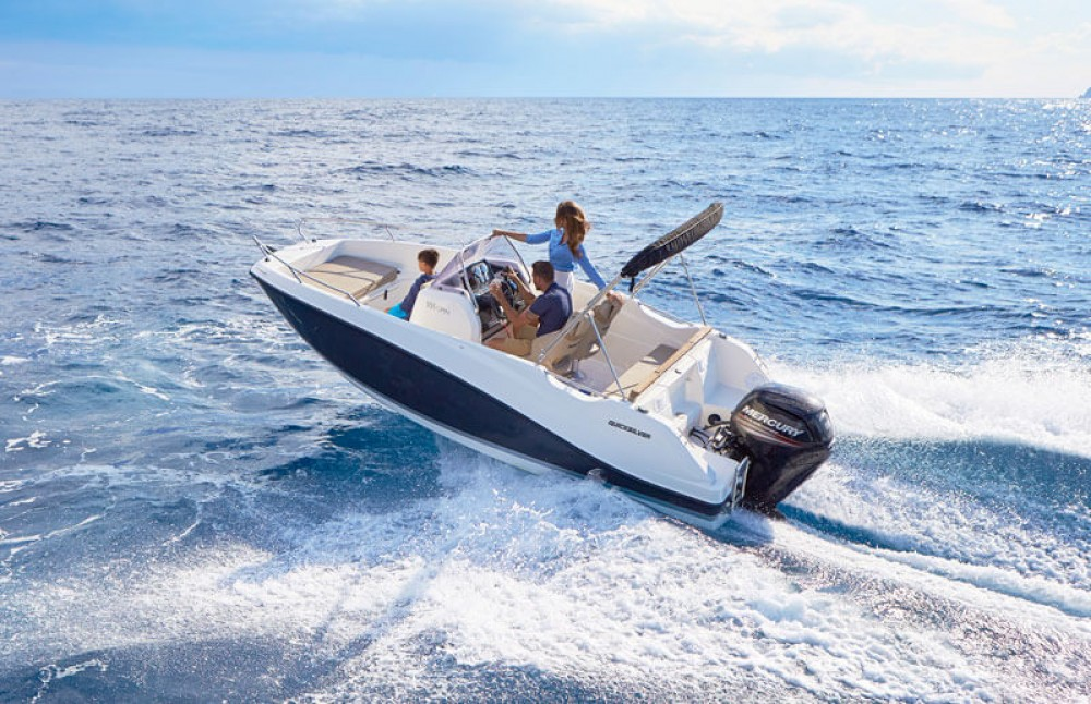 Boleor Q555 'Astreo' (6p/115hp) between personal and professional