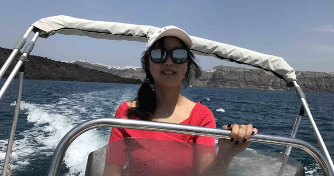 Rental Motorboat Volos Marine with a permit