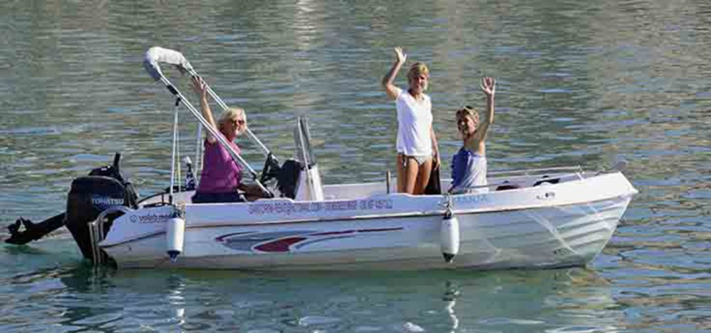 Boat rental Aegean cheap Jason 4460