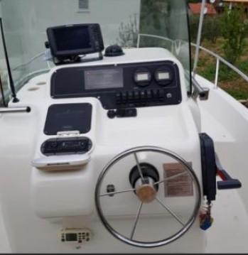Rental yacht Kaštela - Sessa Marine Key Largo 22 Deck on SamBoat