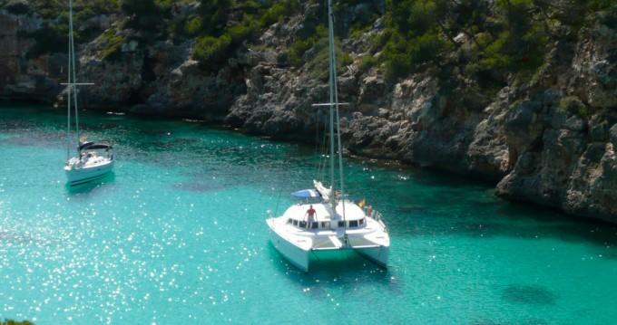 Rental yacht Ibiza Island - Lagoon Lagoon 380 on SamBoat