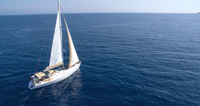 Boat rental SWAN 52ft in Ornos on Samboat