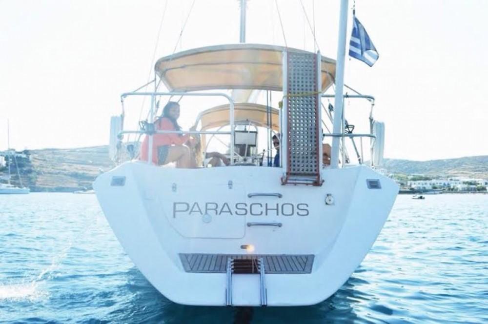 Boat rental SWAN 52ft in Aegean on Samboat