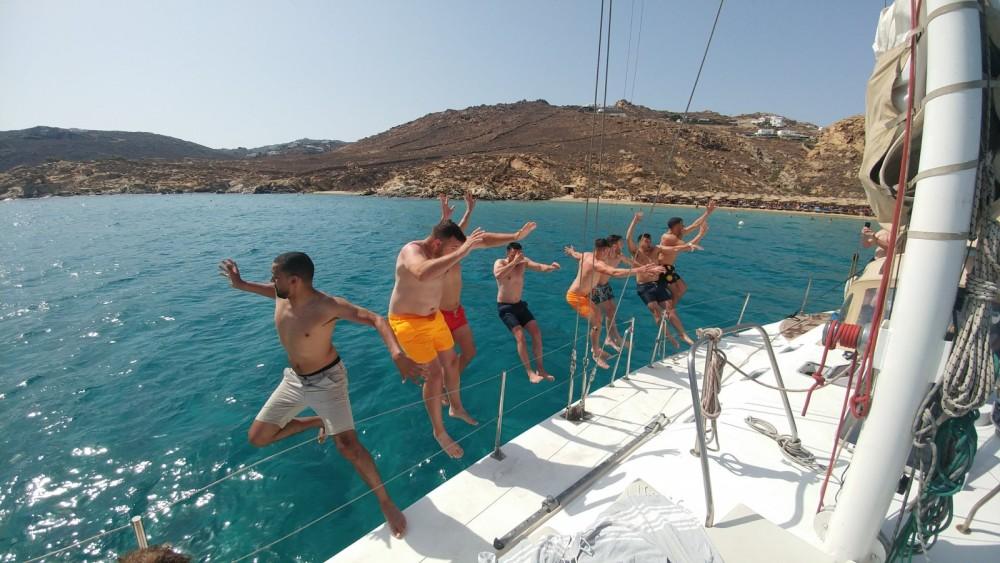 Boat rental Aegean cheap 52ft