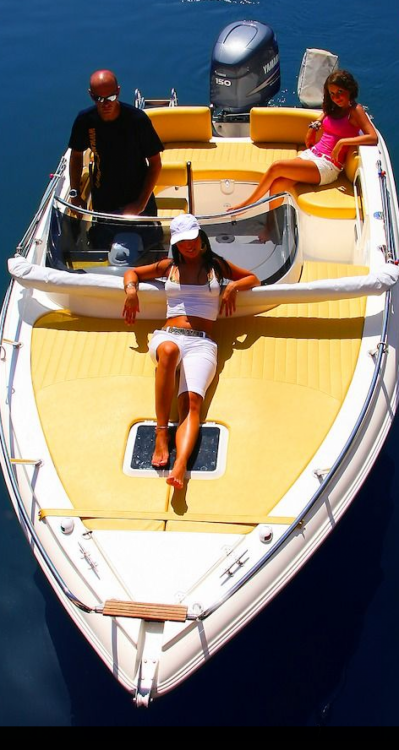 Hire Motor boat with or without skipper Eolo Roses