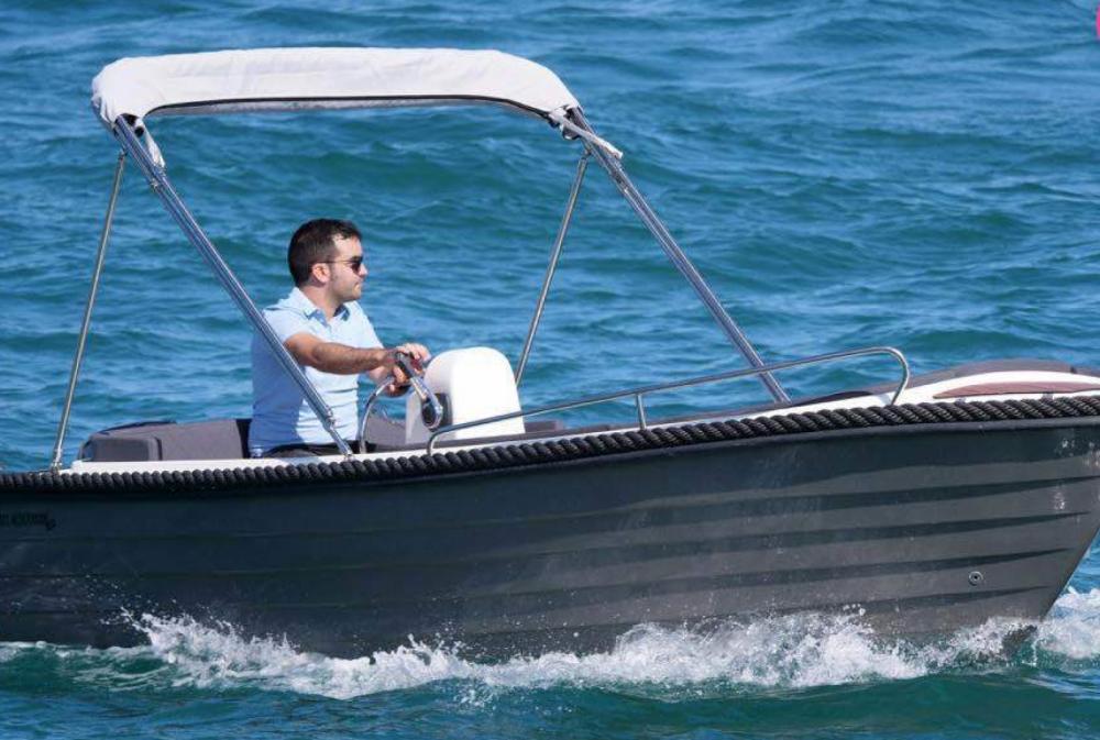 Rental Motor boat in Roses -  brava 470