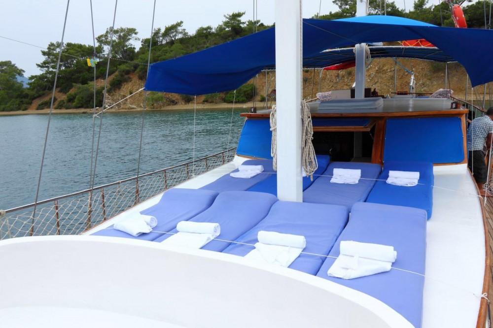 Rental yacht Muğla - Wooden Goulet 57feet on SamBoat