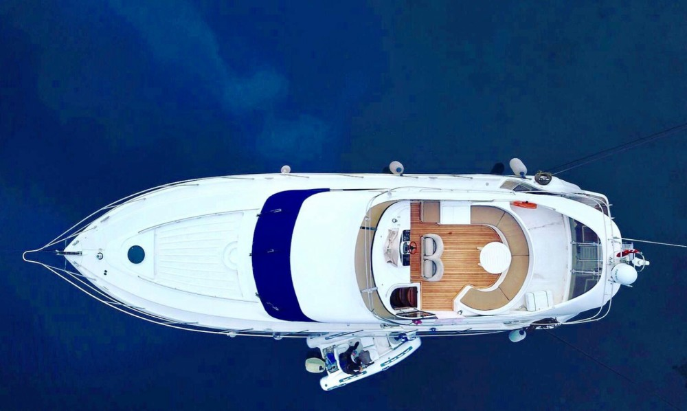 Rental Yacht in  - Fairline Squadron 55