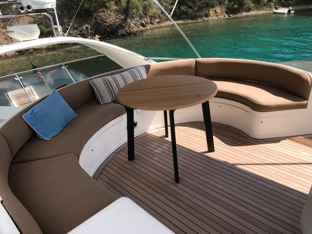 Rental Yacht in Aegean Region - Fairline Squadron 55