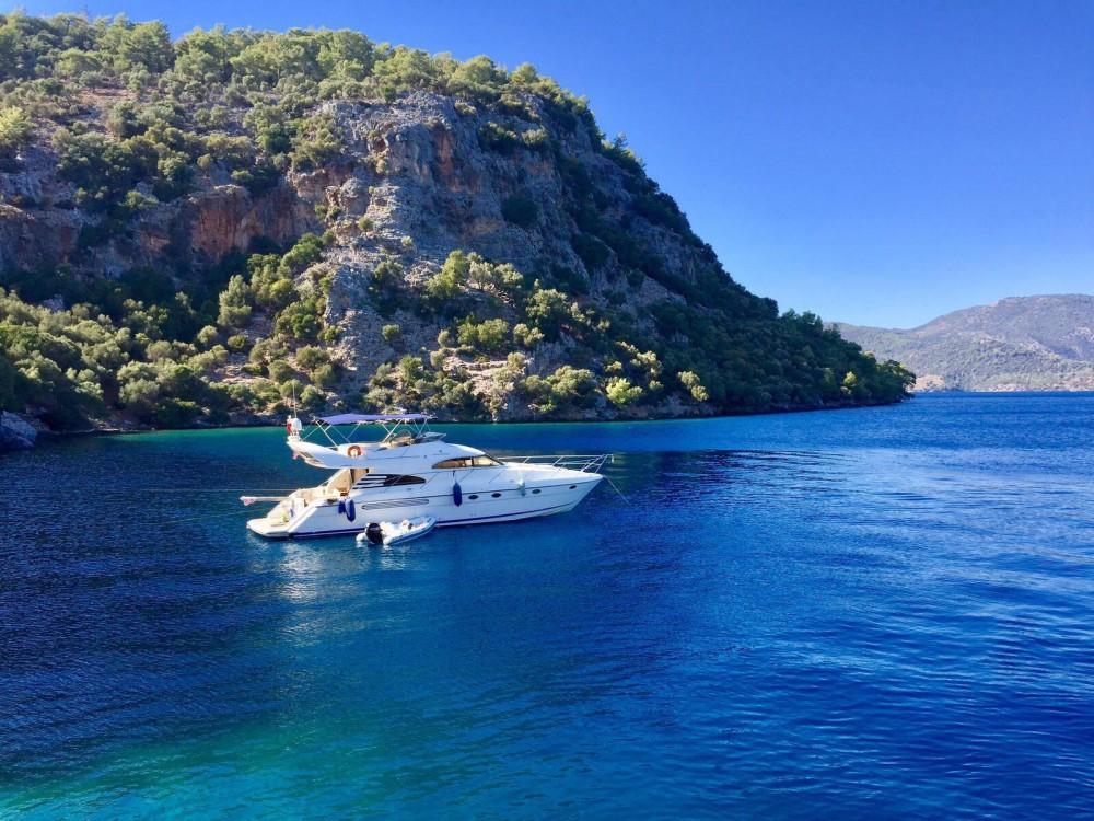 Rental yacht Aegean Region - Fairline Squadron 55 on SamBoat