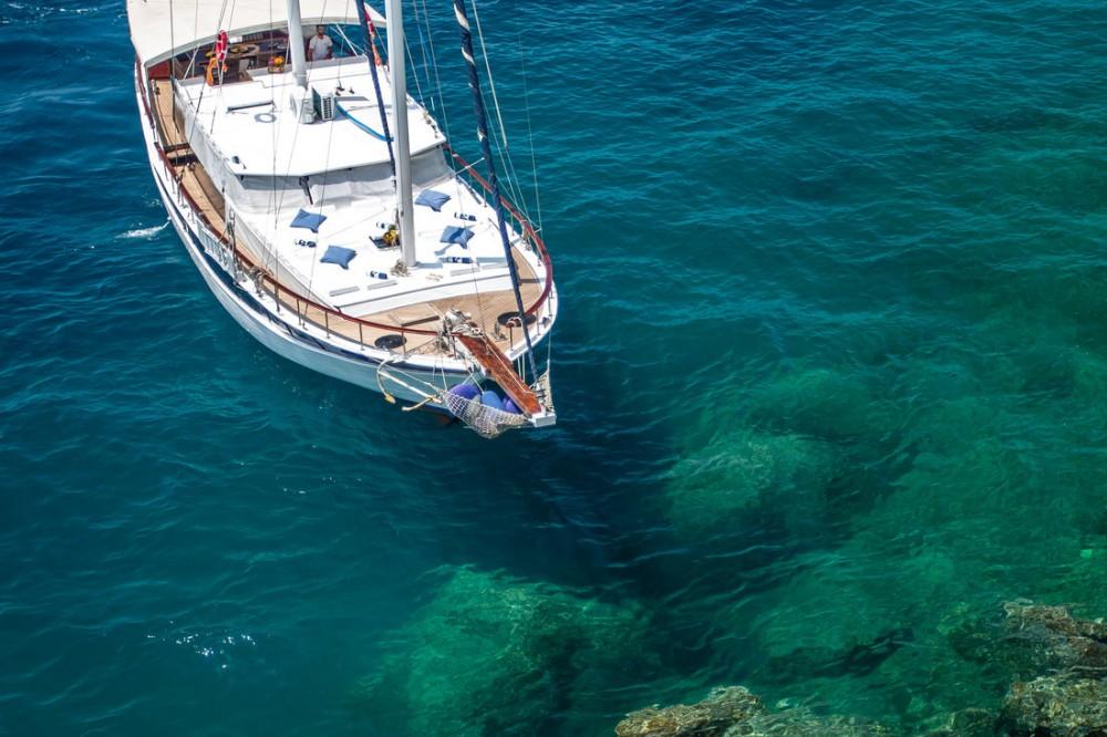 Boat rental Custom Made San in Split on Samboat