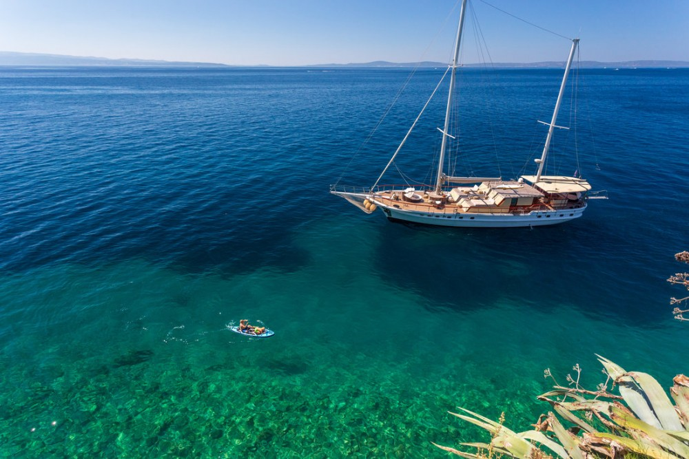 Boat rental Split cheap Summer Princess