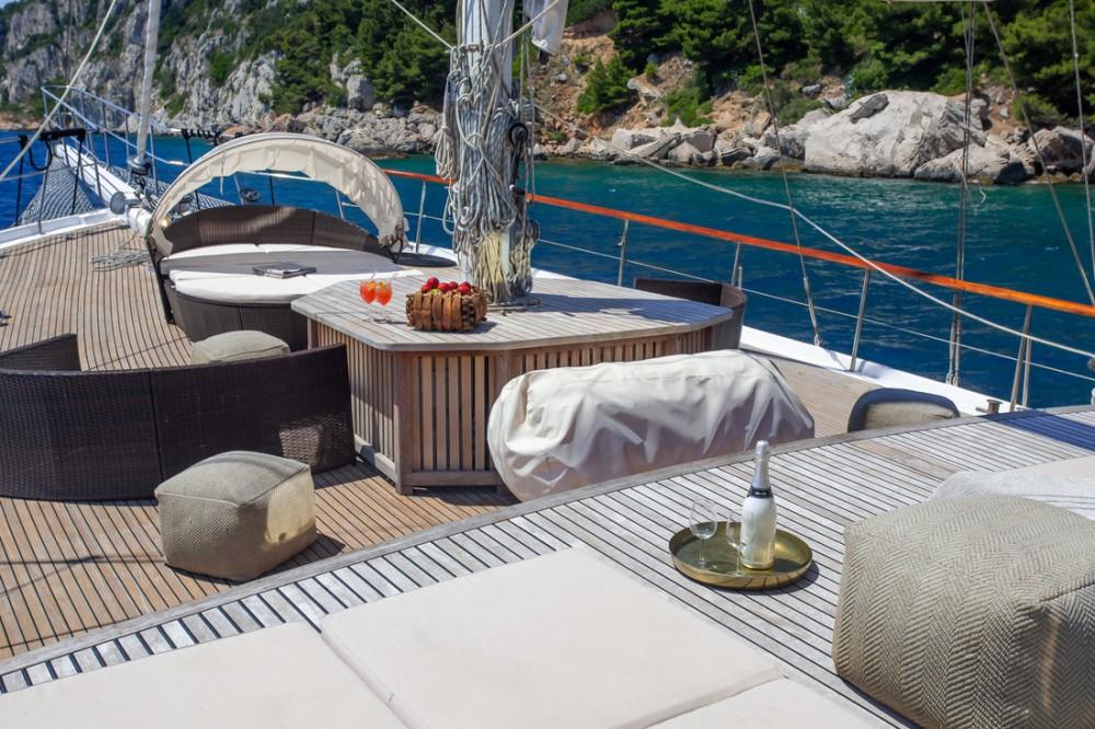 Rental Sailboat in Split - Custom Made Summer Princess