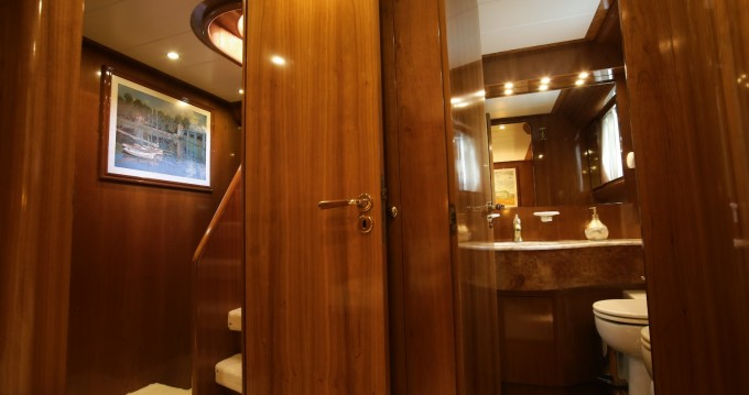 Yacht for rent Göcek at the best price