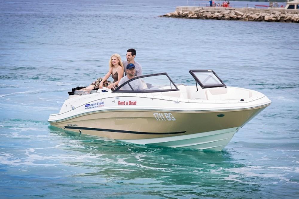 Hire Motor boat with or without skipper Bayliner Biograd na Moru