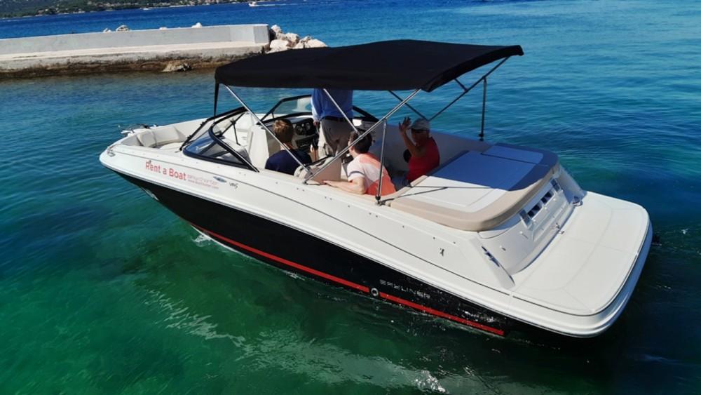 Rental Motor boat in Biograd na Moru - Bayliner VR5
