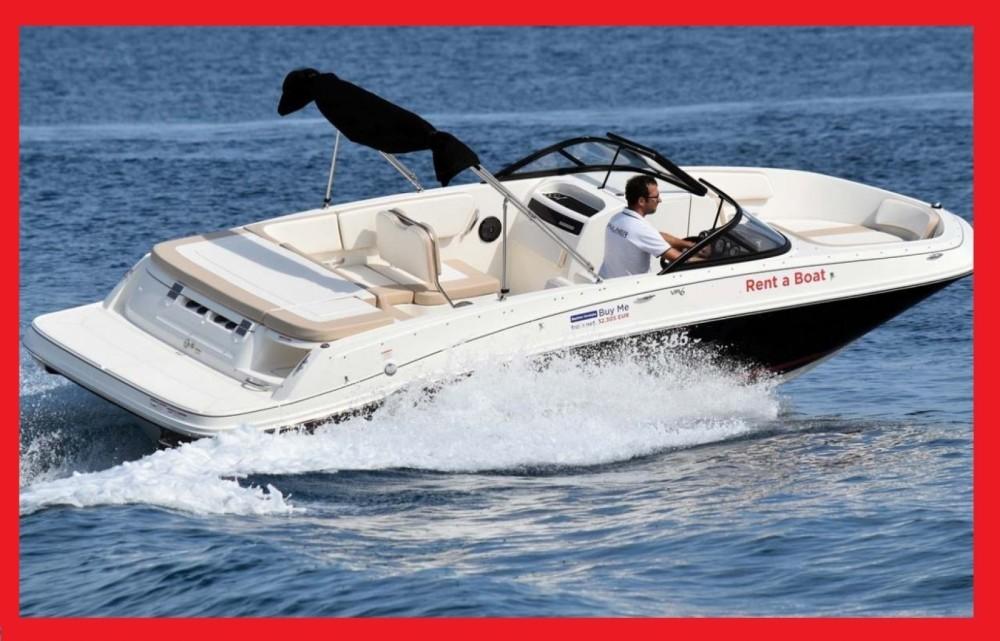 Rental Motorboat in Grad Biograd na Moru - Bayliner VR6