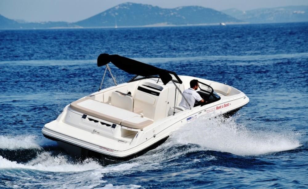 Boat rental Bayliner VR6 in Grad Biograd na Moru on Samboat