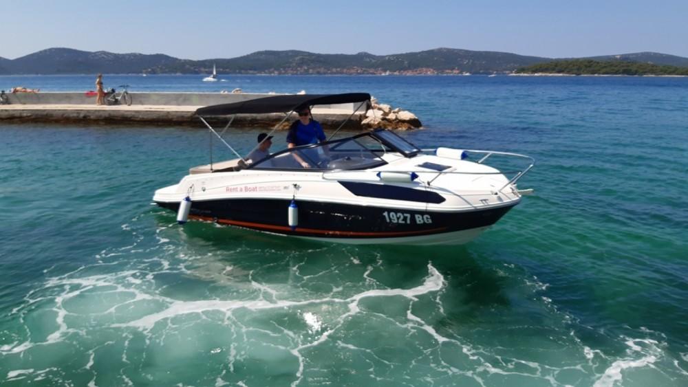 Boat rental Grad Biograd na Moru cheap VR5 Cuddy