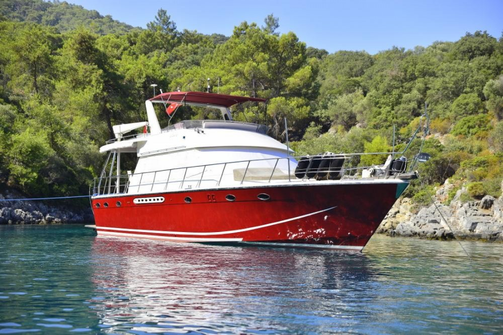 Hire Yacht with or without skipper special Muğla