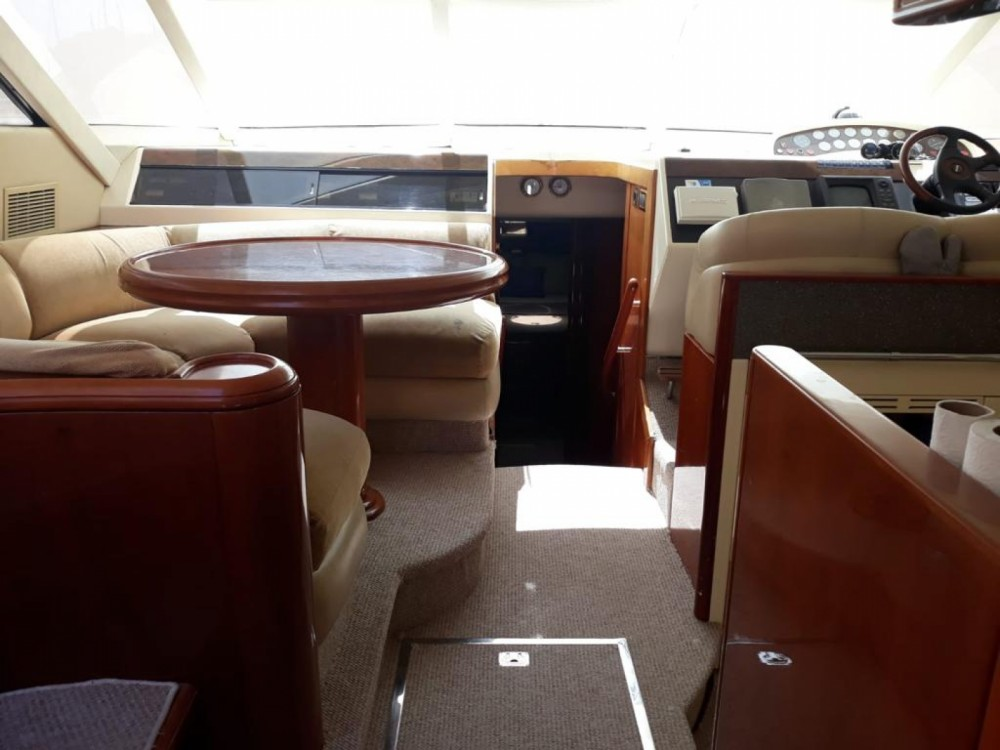 Fairline Squadron 59 between personal and professional Aegean Region