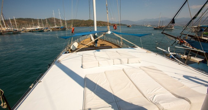 Ketch * between personal and professional Fethiye