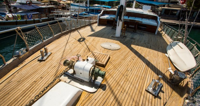 Boat rental Ketch * in Fethiye on Samboat