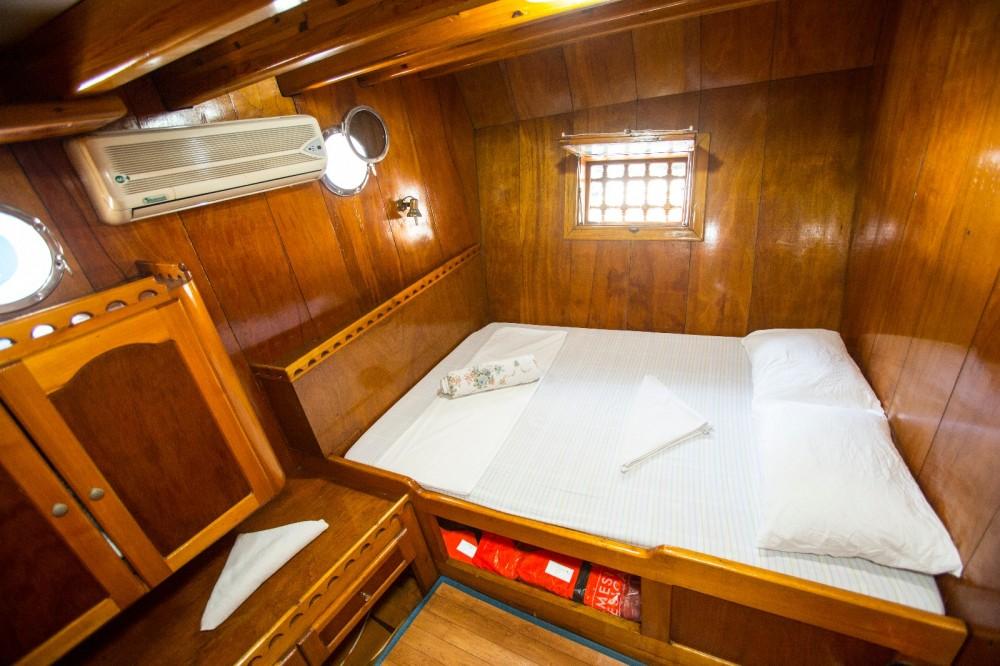 Rental Yacht in Muğla - Ketch *