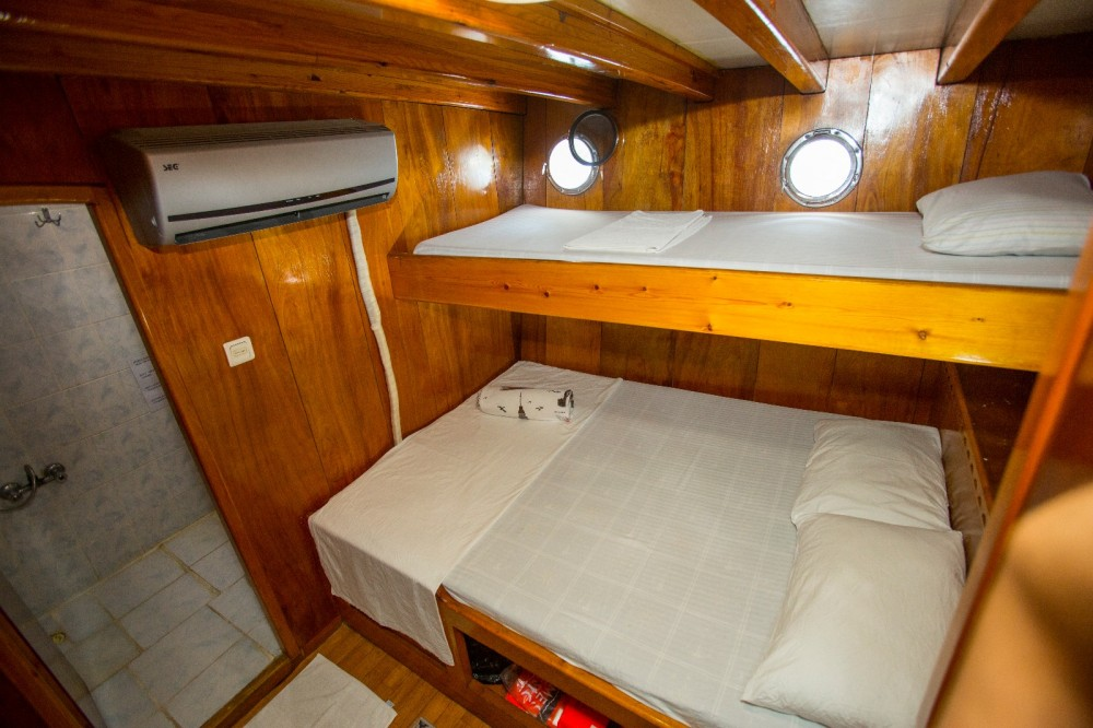 Hire Yacht with or without skipper Ketch Muğla