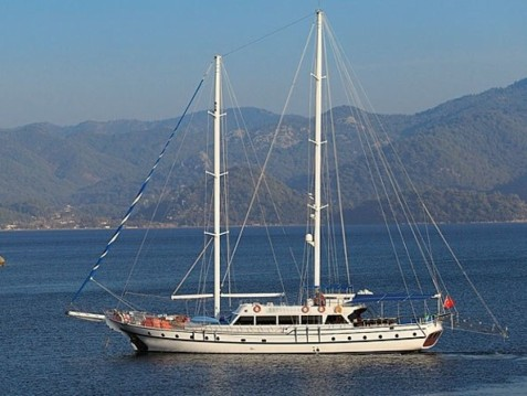 Yacht for rent Marmaris at the best price