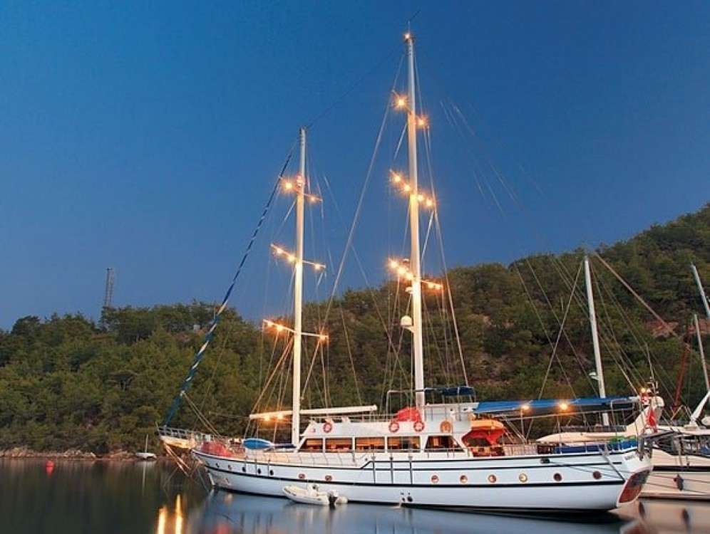 Hire Yacht with or without skipper KECH Muğla