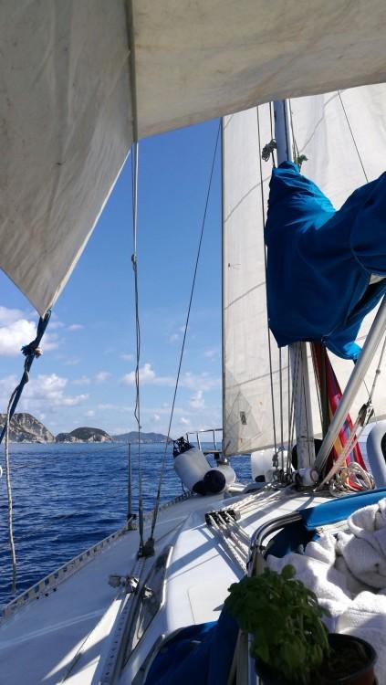 Rental yacht Ponza - Santarelli Modulo 35 on SamBoat